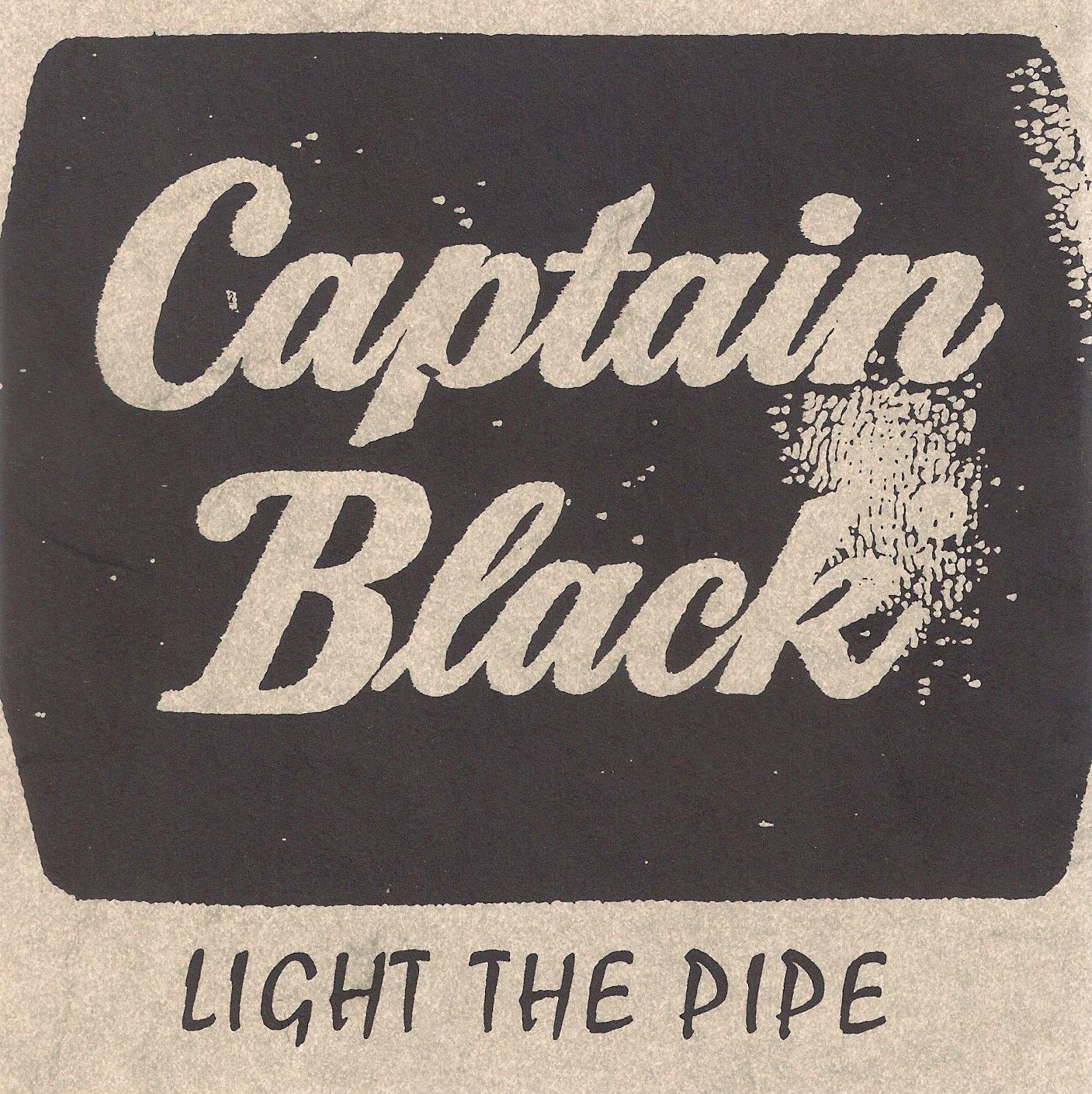 Captain Black – Light The Pipe | Frans de Waard